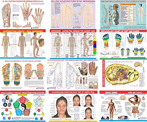 Acupressure Chart All in One