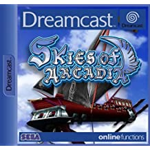 Skies of Arcadia (Dreamcast) by SEGA