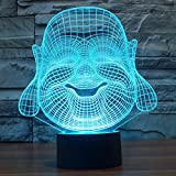 Enem 3D Illusion Atmosphere Night Light ...