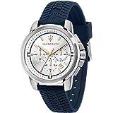 Maserati Orologio da uomo, Collezione Successo, in Acciaio, Silicone, con cinturino in Silicone - R8871621013