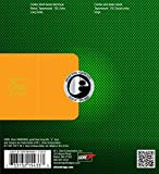 Elixir Bass Custom 5th & 6th String Singles Ultra-Thin Nanoweb Coating Extra Long Scale, Taper Wound - 5th Medium Xl B (00.130)