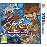 Inazuma Eleven 3 Team Ogre Attacks Game 3DS