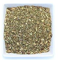 911 Detox Organic - Dandelion Tea - Peppermint - Ginger - Digestive Tea - Herbal Loose Tea Blend - Caffeine Free - Tealyra (4oz / 110g)