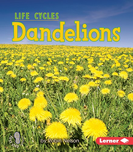 Dandelions (First Step Nonfiction. Plant Life Cycles)