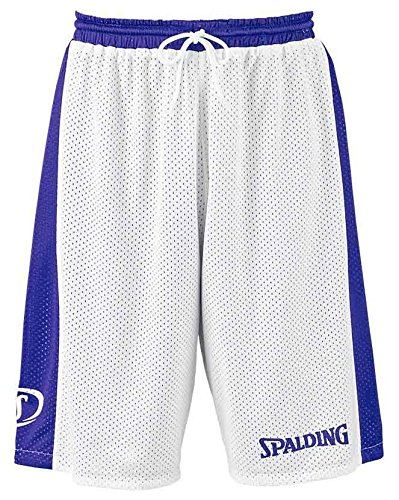 Spalding Bekleidung Teamsport Essential Reversible Shorts Blau