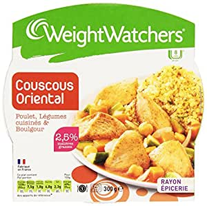 weight watchers oriental poulet l gumes cuisin s boulgour la barquette micro ondable 300 g. Black Bedroom Furniture Sets. Home Design Ideas