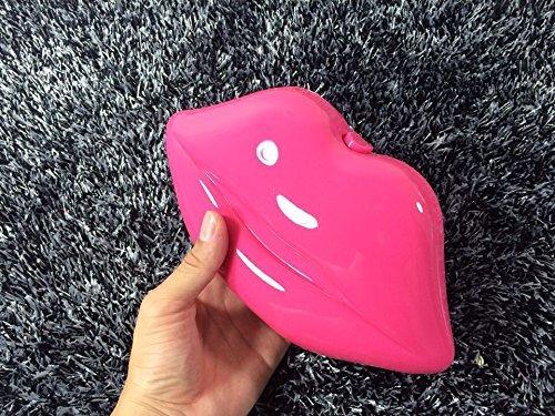 Flada, Poschette giorno donna rosa Pink small Pink