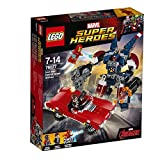 #9: Lego Iron Man Detroit Steel Strikes, Multi Color