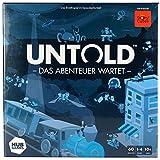 The Creativity Hub CRHD0001 Untold - Das Abenteuer Wartet Spielzeug, Bunt