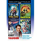 Pack Robert Vaughn 4 DVD