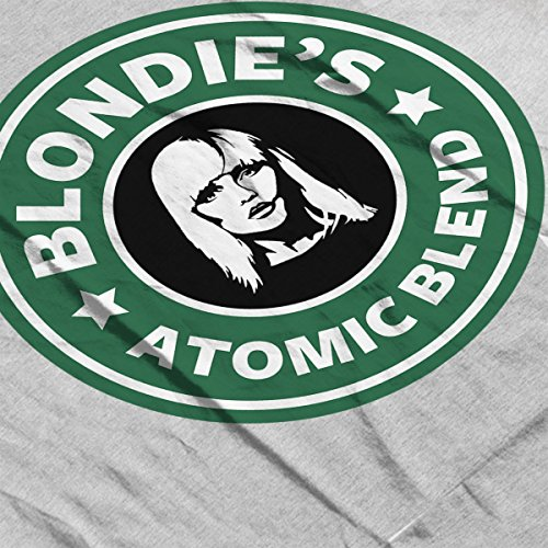 Blondies Atomic Blend Starbucks Logo Women's Vest Heather Grey