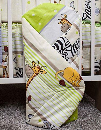 Baby Comfort Pucktuch, 80x80cm, Motiv: Nr.27