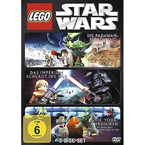 Lego Star Wars: Die Padawan Bedrohung / Das Imperium schlägt ins Aus / Die Yoda Chroniken