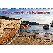 Photoreise durch Kolumbien (Wandkalender 2018 DIN A3 quer): Eine Reise durch Kolumbien, von der Karibik bis an den Amazonas. (Monatskalender, 14 ... Natur) [Kalender] [Apr 01, 2017] Lutz, Bernd