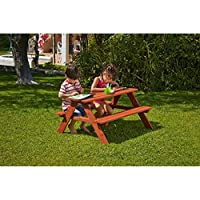 Chad Valley Wooden Picnic Bench