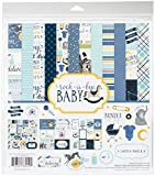 Echo Park Paper cbrbb64016Carta Bella Collection-Set, mehrfarbig, 12x 12Zoll