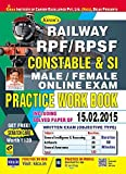 Kiran's Railway RPF/RPSF Constable and Si Male/female Online Exam Practice Work Book English - 2217