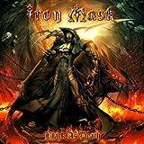 Iron Mask: Black As Death (Ltd.Gatefold) [Vinyl LP] (Vinyl)