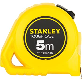 Stanley STHT36067-812 5-meter Tough Case Tape