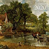 National Gallery - Britain's Favourite Art Wall Calendar 2020 (Art Calendar)