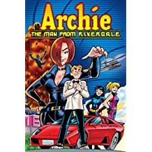 Archie: The Man from R.I.V.E.R.D.A.L.E. (Archie (Archie Comics))