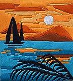 #6: Anchor Stitch Kit - Sunset Vista
