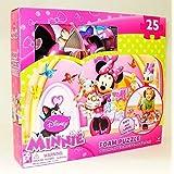 Disney Junior Minnie Mouse: Foam Floor 25 Pieces Puzzle by Disney