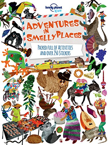 Adventures in Smelly Places - 1ed - Anglais
