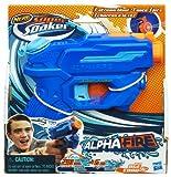 Hasbro A5625E24 Armas de juguete, color azul/naranja