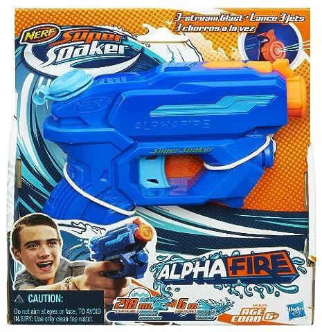 Hasbro Super Soaker A5625E24 - Alpha Fire, Wasserpistole (1 Soaker)