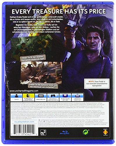 Uncharted 4: A Thief's End [PlayStation 4] - 2