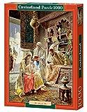 Puzzle 1000 pièces : La boîte à bijoux