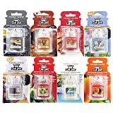 3 x assortiti ufficiale Yankee Candle Car Jar Ultimate deodoranti