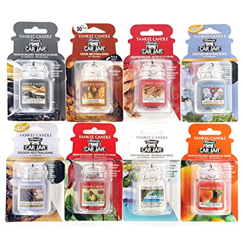 3-x-assortiti-ufficiale-Yankee-Candle-Car-Jar-Ultimate-deodoranti