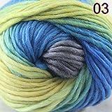 Sale 1Skeinx50g NEW Knitting Yarn Chunky...