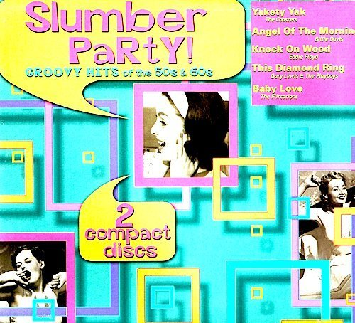 y Hits of the 50s & 60s (Pillow Talk/It's a Party) by Various Artists (Groovy Party)