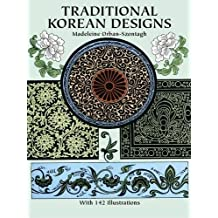 Traditional Korean Designs (Dover Design Library)