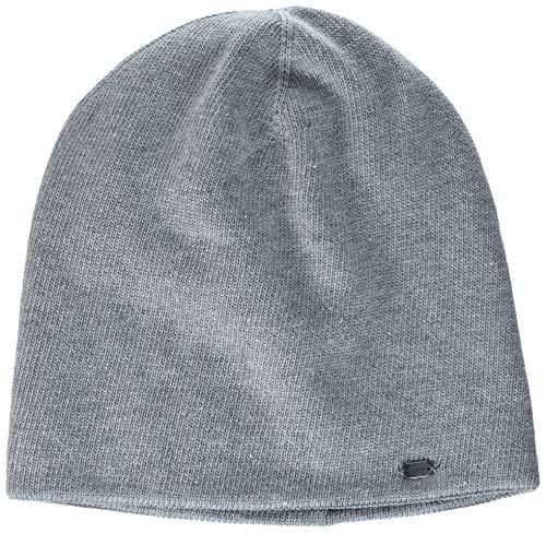 BOSS Athleisure Herren Beanie-Cozy Strickmütze, per Pack Grau (Light/Pastel Grey 059), One Size (Herstellergröße: STCK)