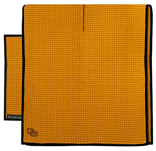 club-glove-golf-microfiber-caddy-and-pocket-towel-set-sun-gold-by-club-glove