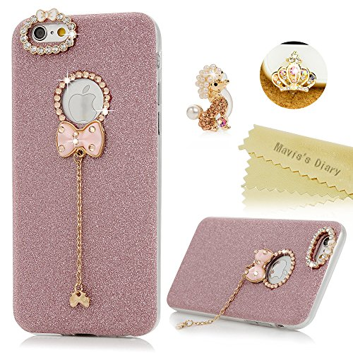 iphone-6s-case-iphone-6-cover-47-inch-maviss-diary-bling-crystal-logo-cut-out-3d-handmade-diamonds-p
