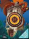 Échappe-toi de la tour aux dragons par Millot