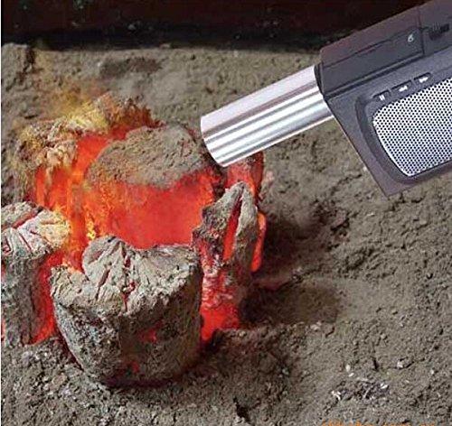 Frische Idee Elektrischer Grillanzünder BBQ Fan Grillgebläse für Barbecue Kochwerkzeug (Outdoor Bbq-fan)