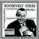 Roosevelt Sykes Vol. 3 (1931-1933)