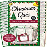 CHRISTMAS QUIZ GAMES: FACTS & TRIVIA PARTY GAME for Family, Office & Xmas parties