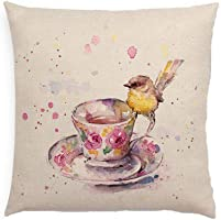 Robemon Pattern Printing Home Decor Simple Pillowcases Throw Cushion Covers