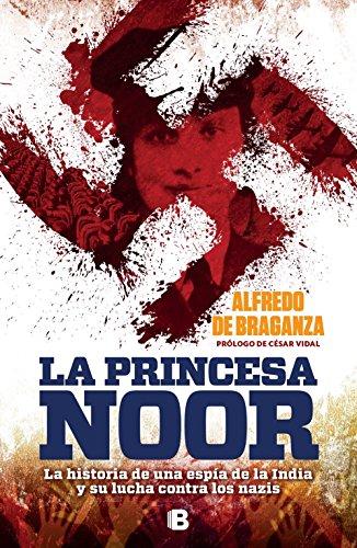 La Princesa Noor por Alfredo De Braganza