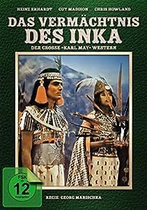 Das Vermächtnis des Inka [2 DVDs]