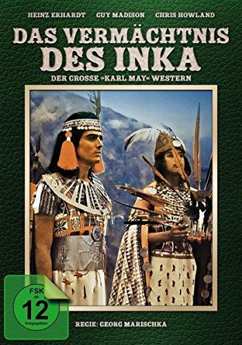 Bild von Das Vermächtnis des Inka [2 DVDs]