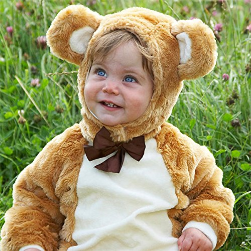 (Kleid bis Teddy Bär Baby/Kleinkind Kostüm, 18–24Monate)