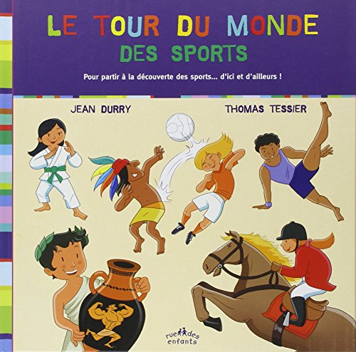 Le tour du monde des sports par Jean Durry
